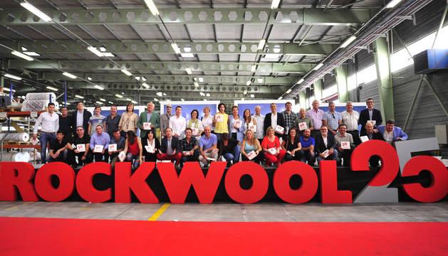Fiesta aniversario de Rockwool