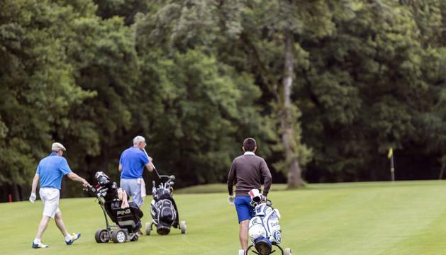 Imagen del Club de Golf Ulzama.