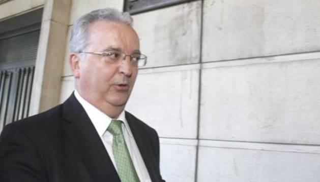 Antonio Fernández, exconsejero andaluz de Empleo.