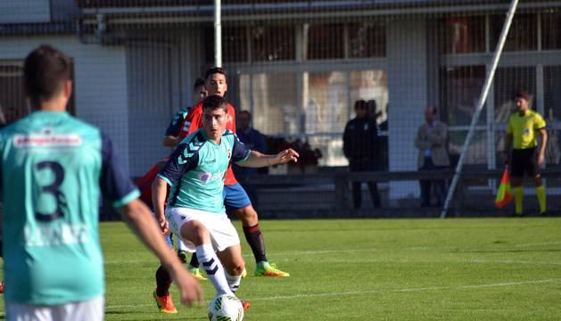 Osasuna Promesas 0-3 Racing de Santander