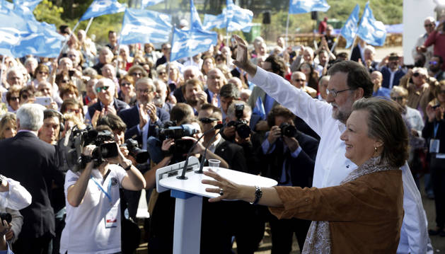 Rajoy promete trabajar