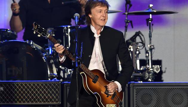 Paul McCartney y Neil Young, en la segunda jornada del festival Desert Trip
