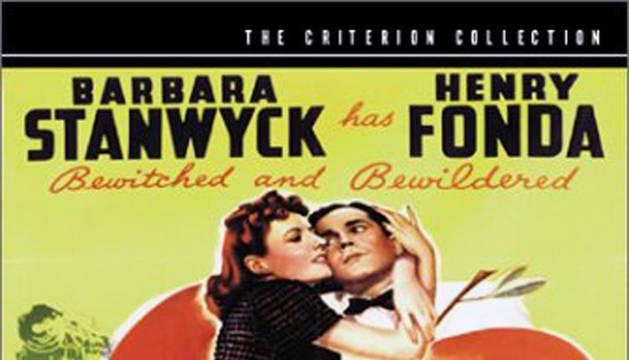 'Las tres noches de Eva' (Preston Sturges, Estados Unidos, 1941), se proyecta este lunes, día 10.