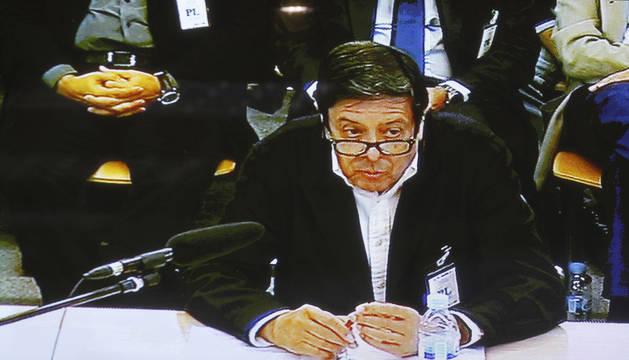 Imagen del exsecretario de Caja Madrid Enrique de la Torre.