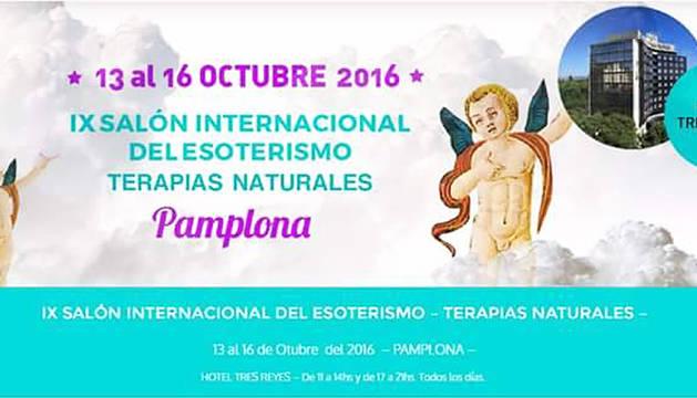 El IX Salón del Esoterismo, del 13 al 16 de octubre en Pamplona