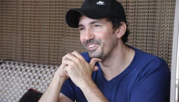 El maestro César Bona presenta su libro en Málaga.