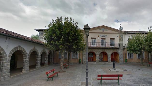 La plaza de la calle María Auxiliadora que se llamará 'Plaza del Félix', el nombre con el que es conocida popularmente.