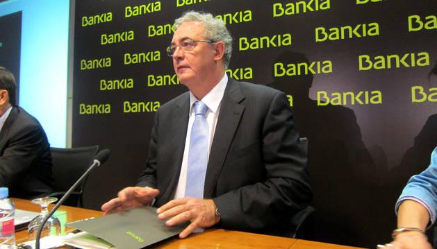 El ex consejero delegado de Bankia Francisco Verdú.