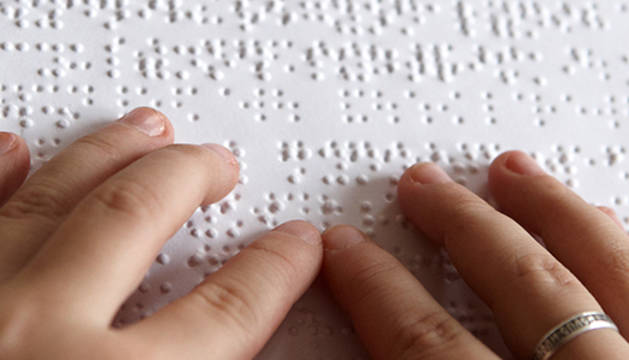 Un total de 39 millones de personas son ciegas.