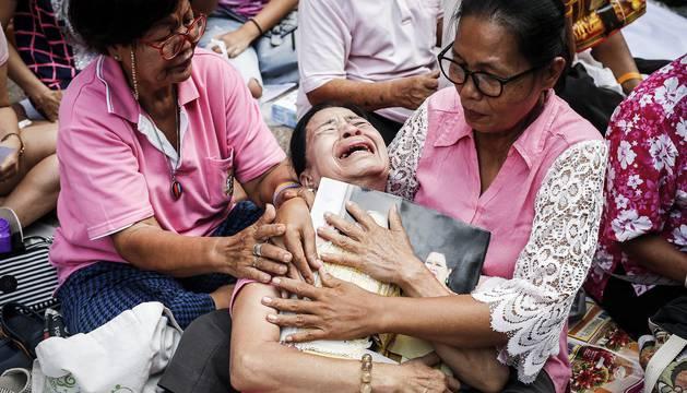 Muere a los 88 años el rey de Tailandia