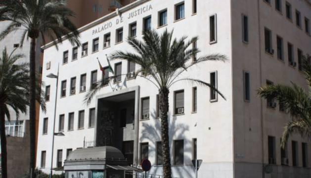 Palacio de Justicia de Almería.
