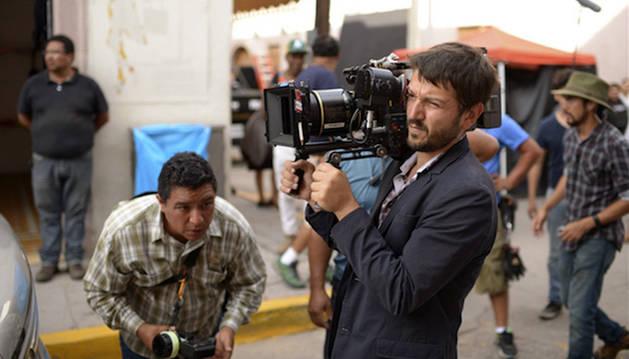 Fotografía facilitada por el Festival 'Viva México' del actor mexicano Diego Luna.