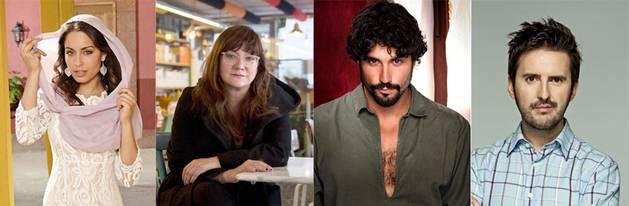 Hiba Abouk, Fátima en 'El Príncipe', jurado del Festival de Cine de Tudela