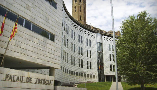 Audiencia de Lleida.