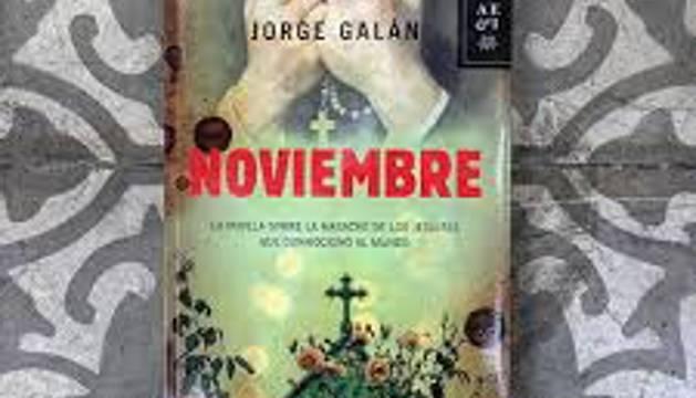 Foto de la portada de 'Noviembre'