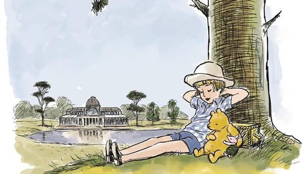 Winnie the Pooh, personaje creado por Alan Alexander Milne.