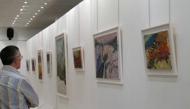 Barañáin homenajea a Retana con su exposición retrospectiva