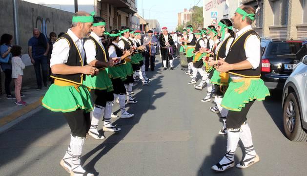 Los grupos de Murchante, Ablitas, Cabanillas, Cortes, Fustiñana, Monteagudo, Ribaforada y Tudela asistieron al encuentro