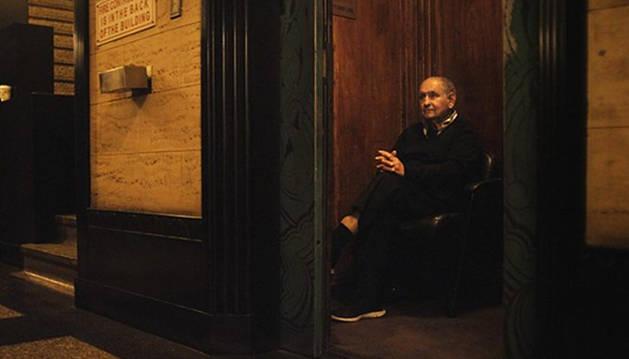 Rubén Pardo, el ascensorista más célebre del mundo