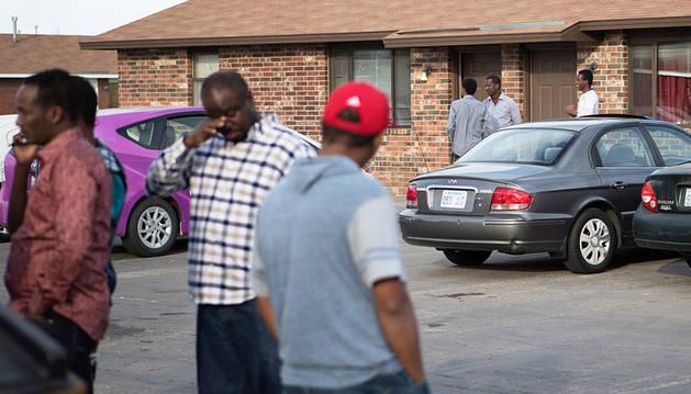 Tres detenidos en Kansas acusados de querer hacer estallar una bomba