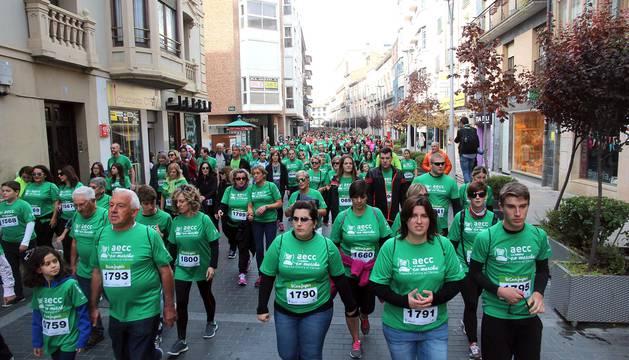 Marcha Contra el Cáncer La Ribera