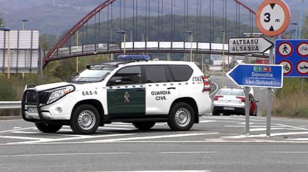 Tensión en Alsasua tras la agresión a dos Guardias Civiles y sus parejas