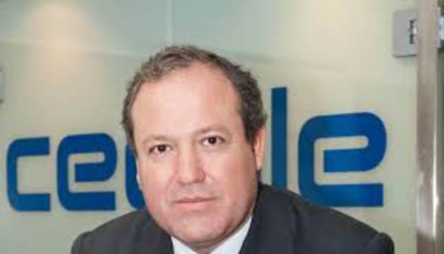Jesús Terciado, expresidente de la Cepyme.