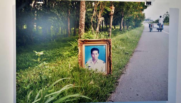 Exposición 'Para aquellos que murieron en el intento'