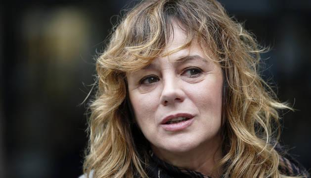 La actriz Emma Suárez