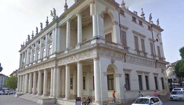 Palacio de Justicia de Vicenza.