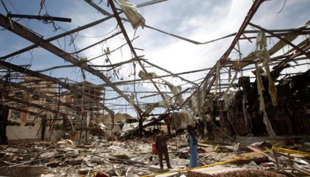 La ONU anuncia un alto el fuego de 72 horas en Yemen