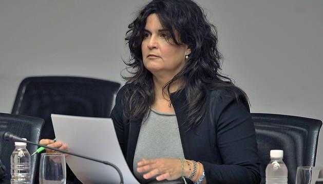 Maribel García Malo ha asegurado en la comisión que UPN tiene