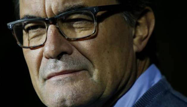 El expresidente de la Generalitat y líder del PDECat, Artur Mas.