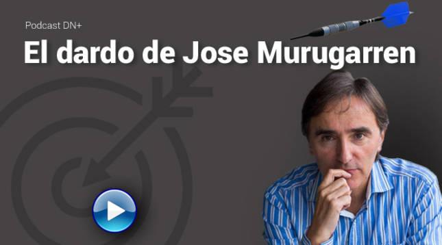 El dardo de Jose Murugarren