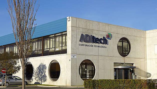 foto de la sede de Aditech Corporación Tecnológica