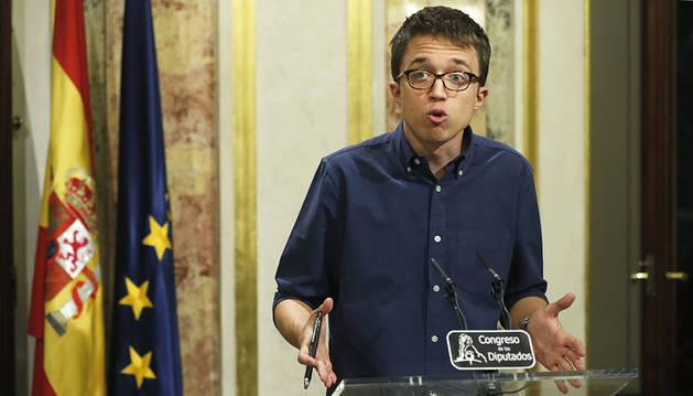 Podemos responde a Rajoy que les tendrá enfrente si no enmienda sus políticas