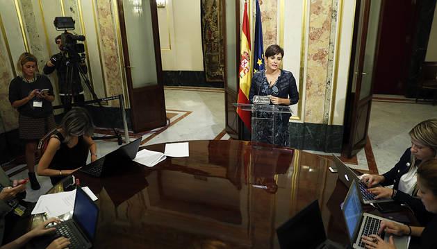 El PSOE justifica la abstención a Rajoy