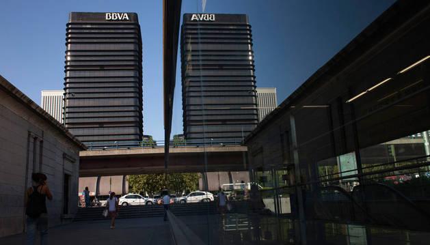 El BBVA ganó 2.797 millones de euros hasta septiembre, el 64,3% más