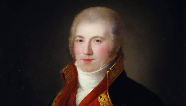 Retrato de Manuel Godoy.
