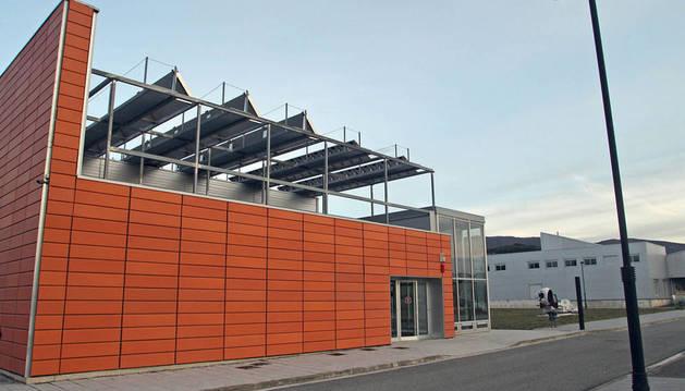 foto de la sede dell Centro de Referencia Nacional en Energías Renovables y Eficiencia Energética (Cenifer)