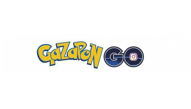Logo de Gazapon Go.