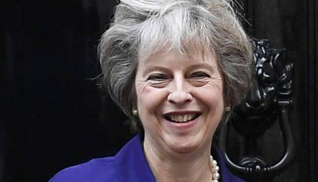 Los jueces deciden mañana si Theresa May puede activar el 'Brexit' sin autorización del Parlamento