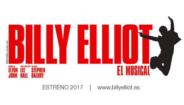Imagen promocional del musical 'Billy Elliot'.