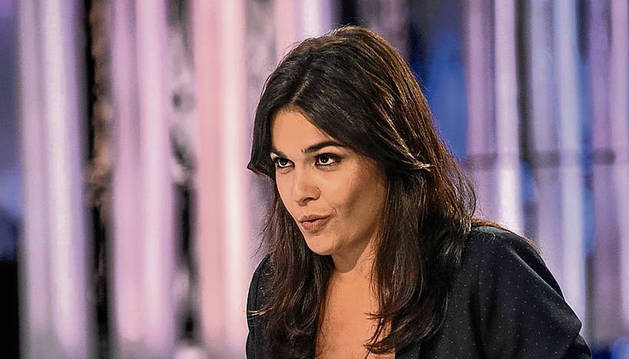 La periodista Clara Jiménez.
