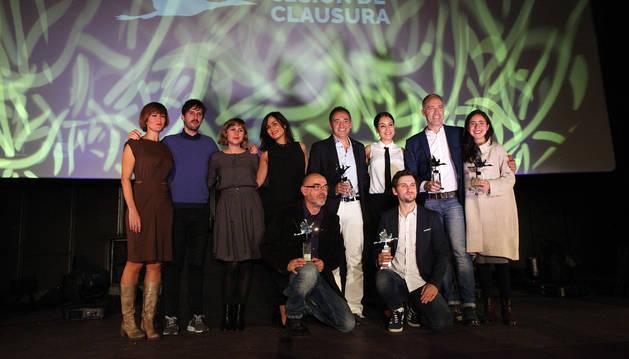 'Las Furias' gana el Festival de Cine Ópera Prima de Tudela
