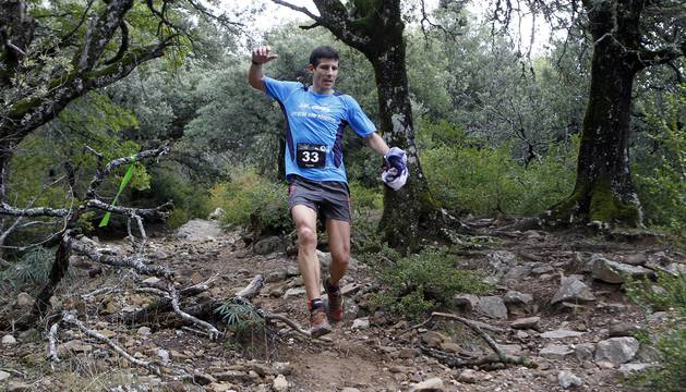 Juan Miguéliz-Leyre Trail 2016