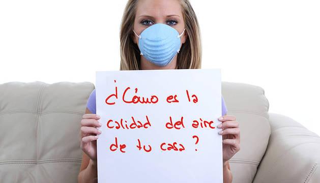 La polución del aire en interiores pue ser 100 veces mayor que en la calle