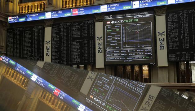 El IBEX 35 despierta plano, a la espera del resultado electoral en EE UU