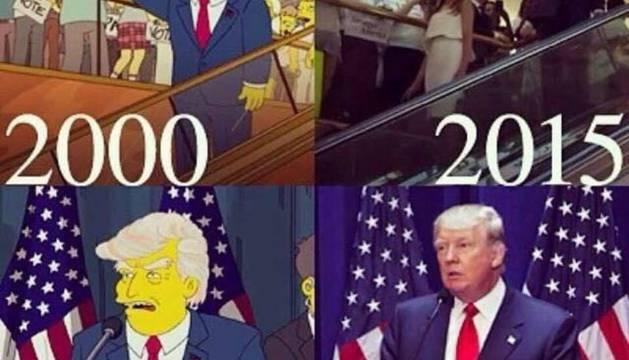 'Memes' de Trump