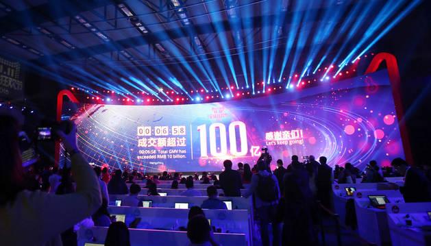 España, uno de los cinco países que lideran las compras en Alibaba en el Día del Soltero